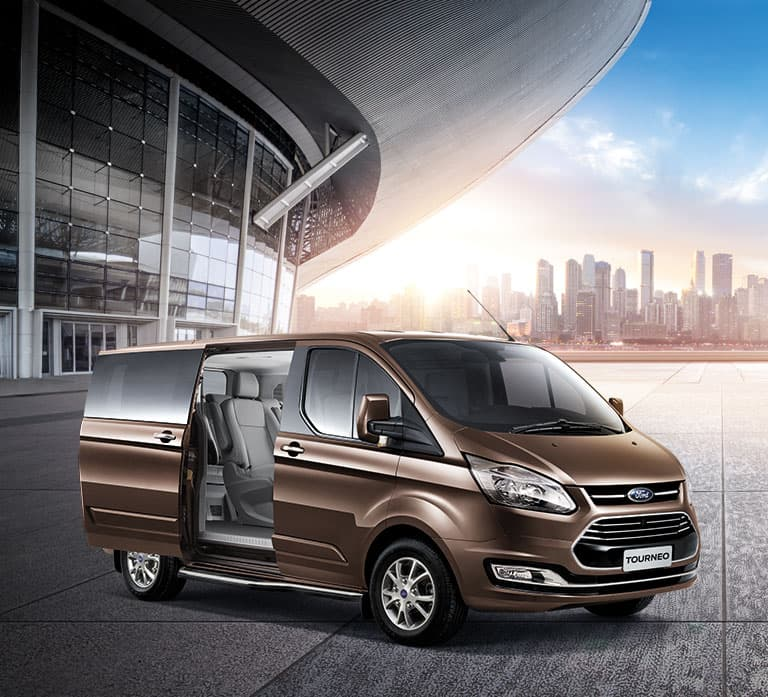 Home - Ford Tourneo 2019