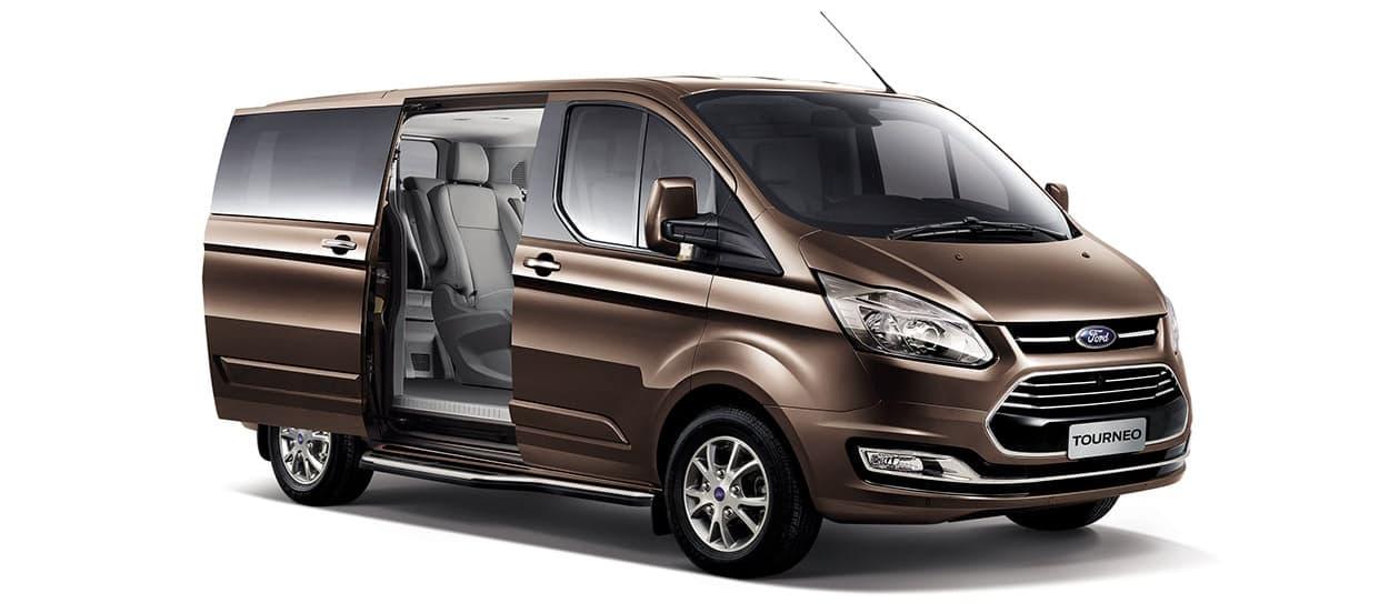 Ford Tourneo - Dòng MPV 7 chỗ đẳng cấp