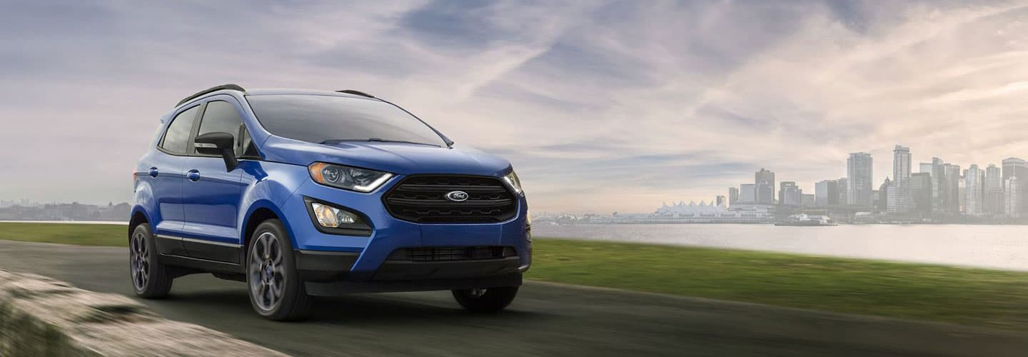 Banner - Ford EcoSport 2019