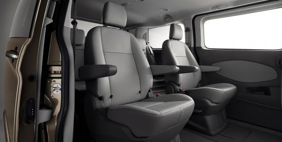 Ford Tourneo Nội Thất 05