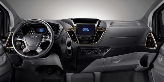 Ford Tourneo Nội Thất 06